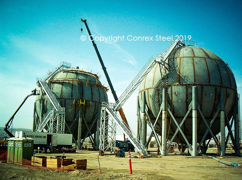 Storage Spheres