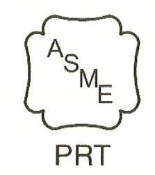 ASME PRT