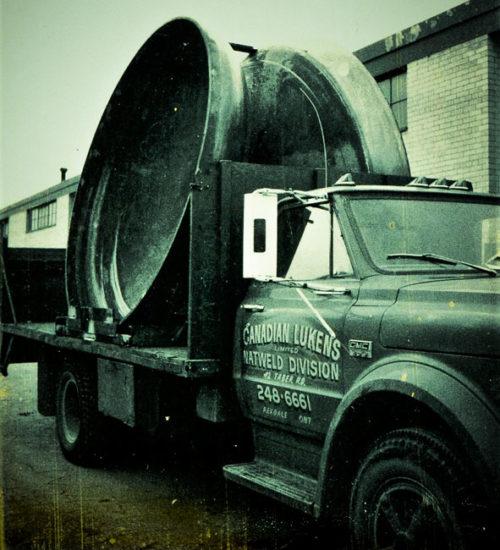 Conrex Steel Ltd Company Truck