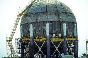 Storage Sphere