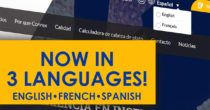 Conrex Steel Now in 3 Languages!