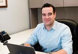 Conrex Steel Director of Sales, Nick Seaboyer