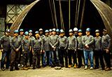 Conrex Steel Ltd Team